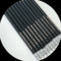 Crayon de bois personnalisé rouen