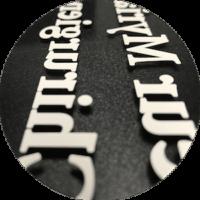 Plaque avocat imprimerie rouen