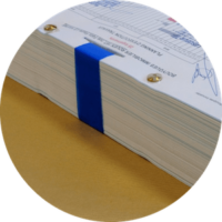 Reliure notaire rouen - imprimerie rouen