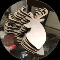 découpe de carton recyclé rouen